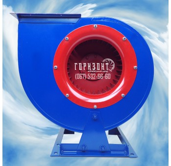 Промисловий вентилятор ВР 287-46 (ВЦ 14-46) №5 3,0 кВт 1000 об/хв