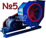 Пиловий вентилятор ВЦП 6-45 (ВРП 6-45) №5 (виконання 5)