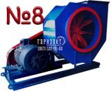 Пиловий вентилятор ВЦП 6-45 (ВРП 6-45) №8 (виконання 5)