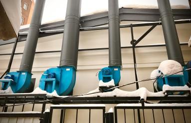 Навіщо потрібна промислова вентиляція та чим загрожує її відсутність?