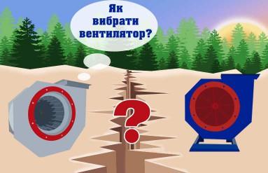 Як вибрати промисловий вентилятор?