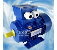 Двигун АИР63B4 (0,37/1500)