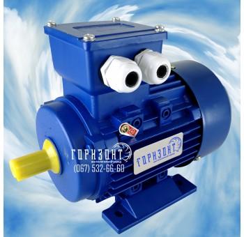 Асинхронний електродвигун АИР 0,55 кВт на 3000 об/хв