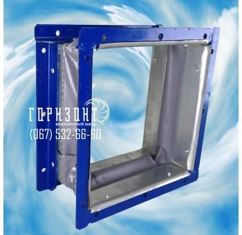 Гибкая (мягкая) вставка прямоугольного сечения №4 (400 мм)