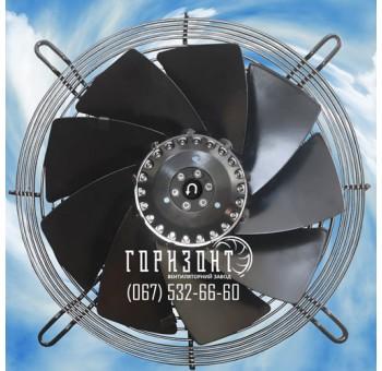 Вентилятор осьовий QuickAir WO-S (WO-B) 200