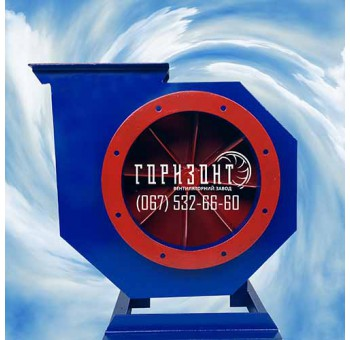 Вентиляторрадіальнийпиловий ВРП №5-45 (ВЦП №5-45) №3,15 1,1 кВт 1500 об/хв
