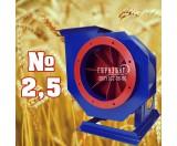 Вентилятор пиловий ВРП 5-45 №2,5