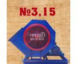 Вентилятор пылевой ВРП 5-45 №3,15 (Исполнение 5)