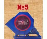 Вентилятор пылевой ВРП 5-45 №5 (Исполнение 5)