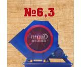 Вентилятор пылевой ВРП 5-45 №6,3 (Исполнение 5)