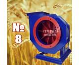 Вентилятор пылевой ВРП 5-45 №8