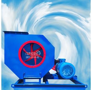 Вентиляторрадіальнийпиловий ВЦП 7-40 (ВРП 7-40) №5 7,5 кВт 1500 об/хв